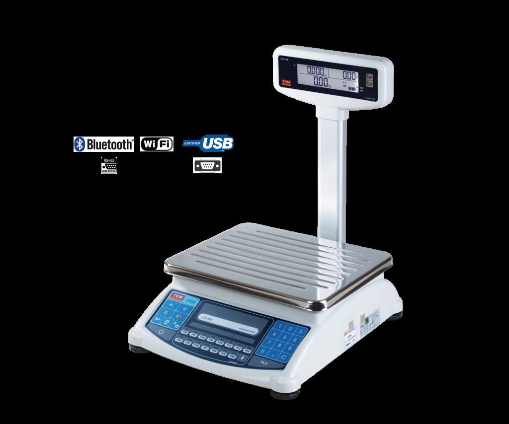 TEM ATA-M LCD