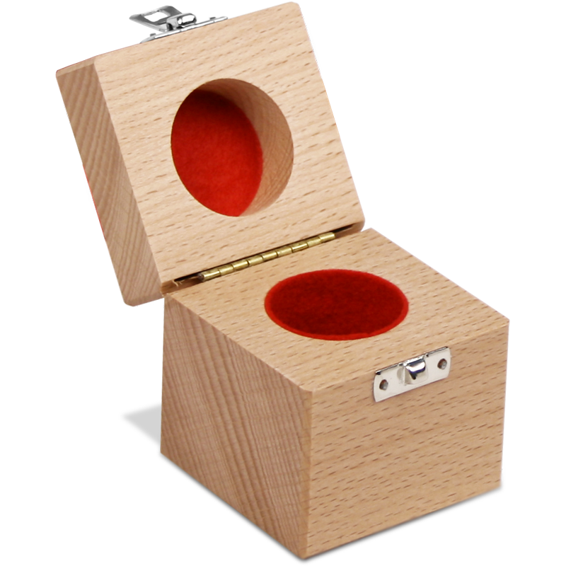 Cutie de lemn pentru etalon